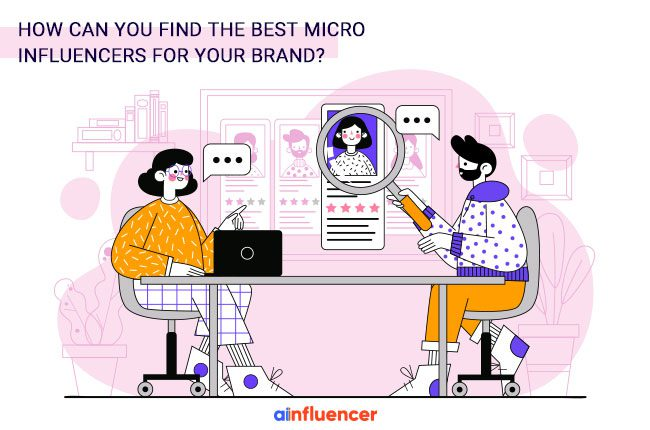 Find the Best Micro-Influencers for your Brand