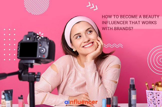 Beauty Influencer on Instagram