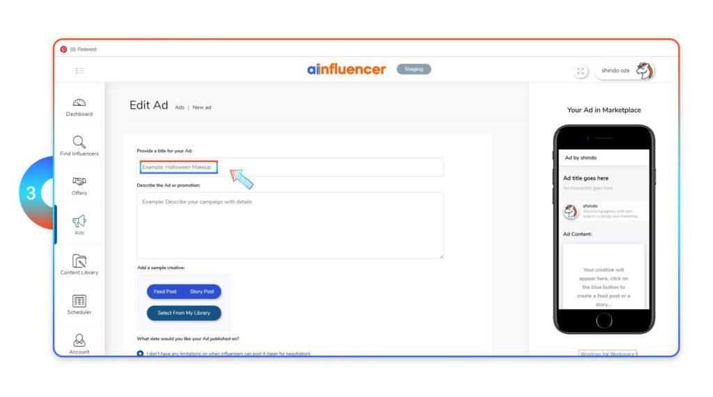 influencers explore on Ainfluencer