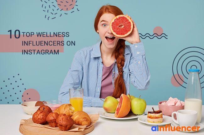 Wellness Influencers on Instagram