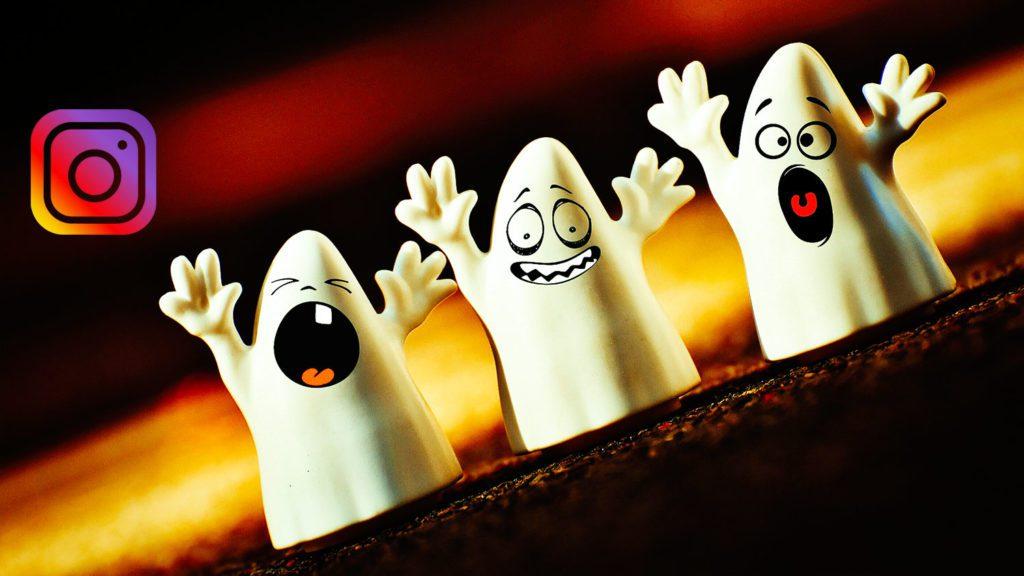 ghost followers on IG