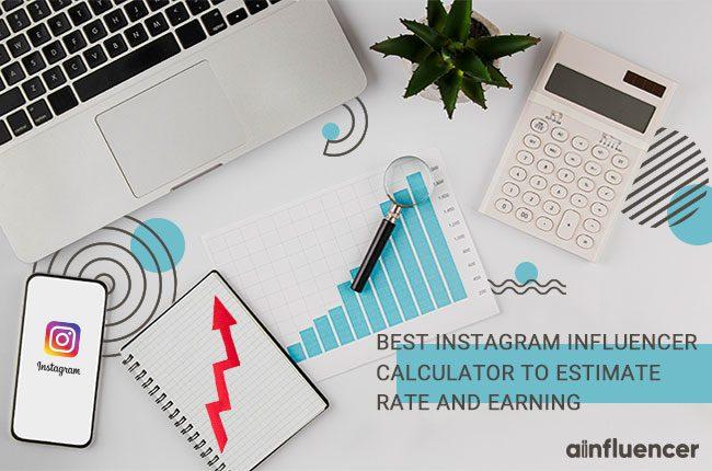 Instagram influencer calculator