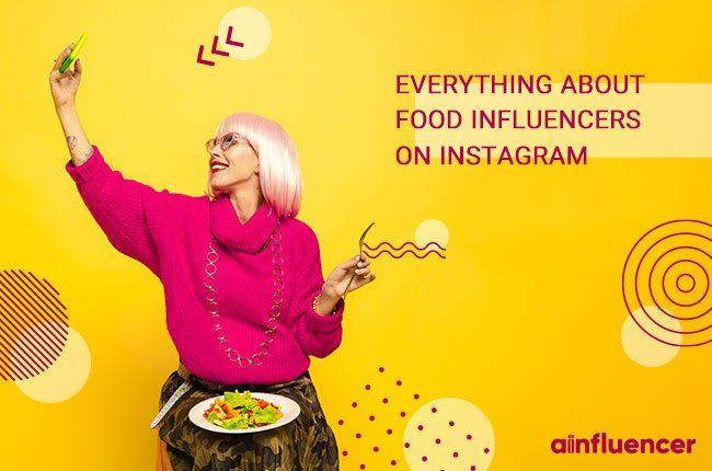food influencers on Instagram