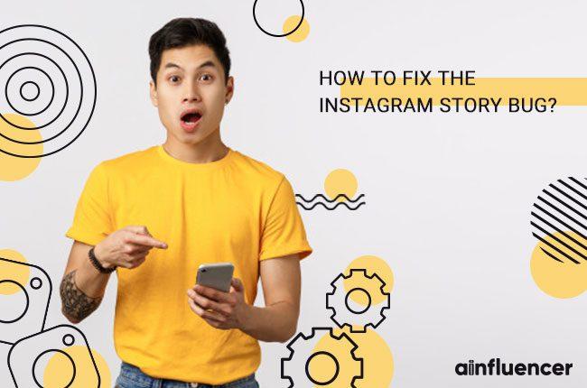 Fix the Instagram Story Bug