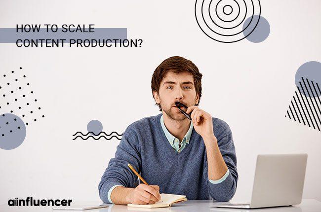 Scale Content Production