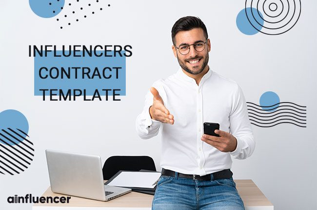 Influencers Contract Template