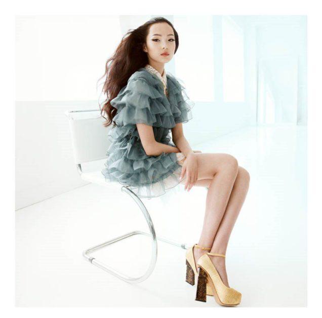 Xiao Wen Ju's instagram