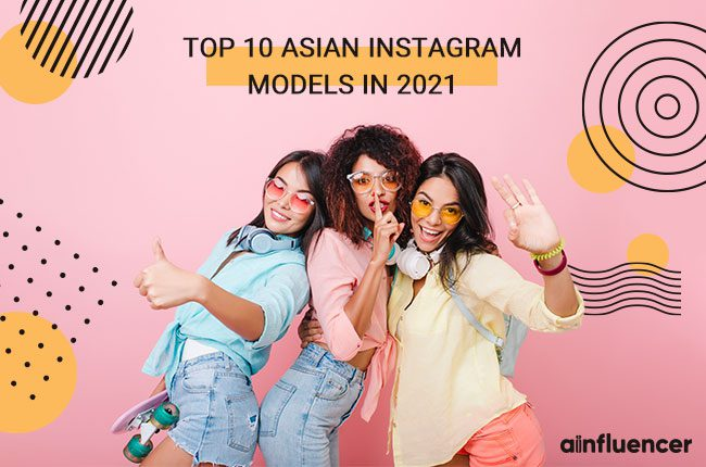Asian Instagram Models