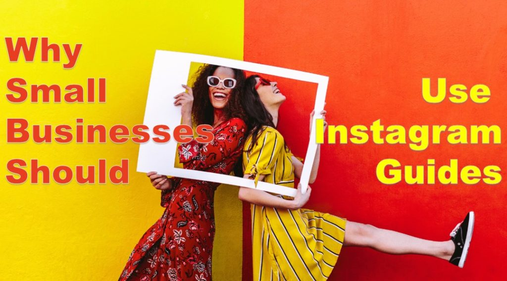 Access Instagram Guides