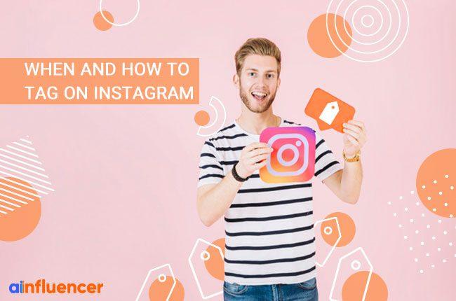 Tag on Instagram