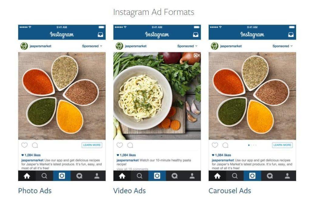 instagram ad examples