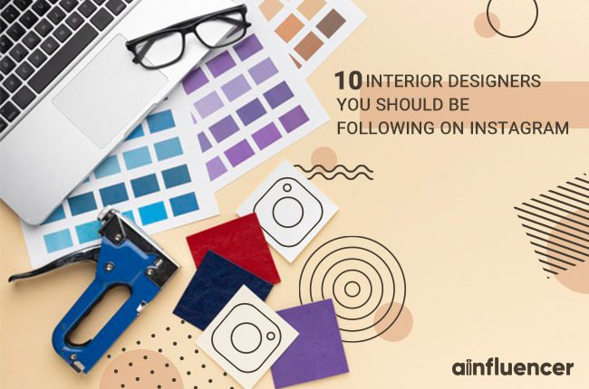 Interior designers on INstagram