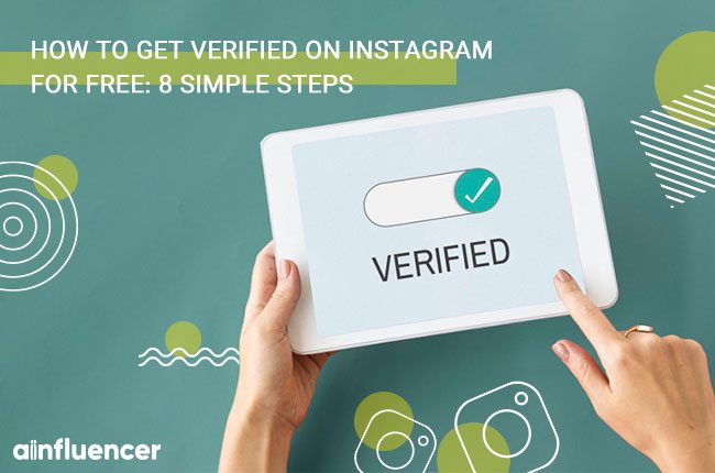 How to get verified on Instagram for free