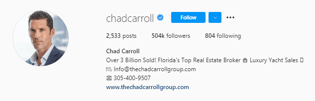 Chad Carroll