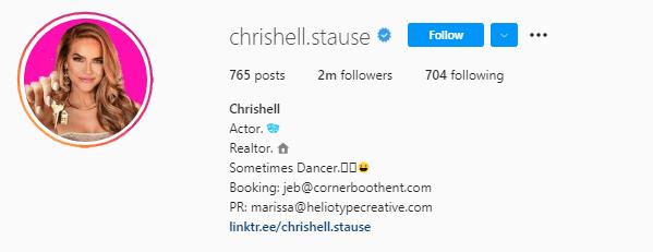 Chrishell Stause